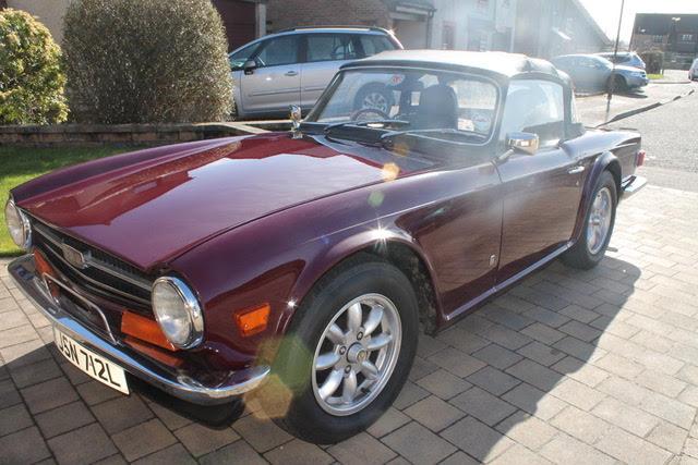 Triumph Cars For Sale >> Cars For Sale